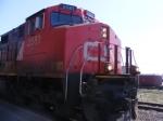 CN 407 at Amherst May 3 2008